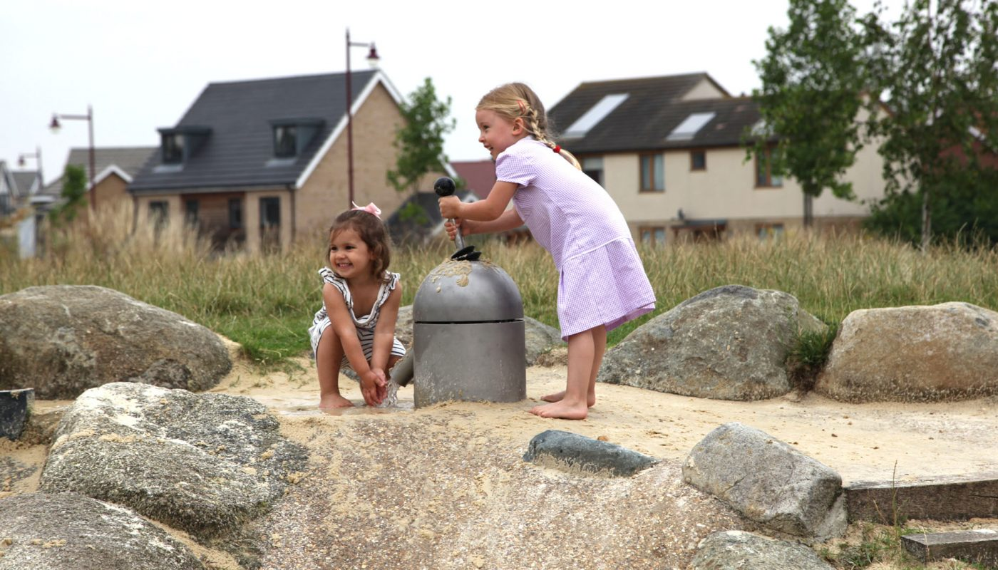 Cambourne Play Area