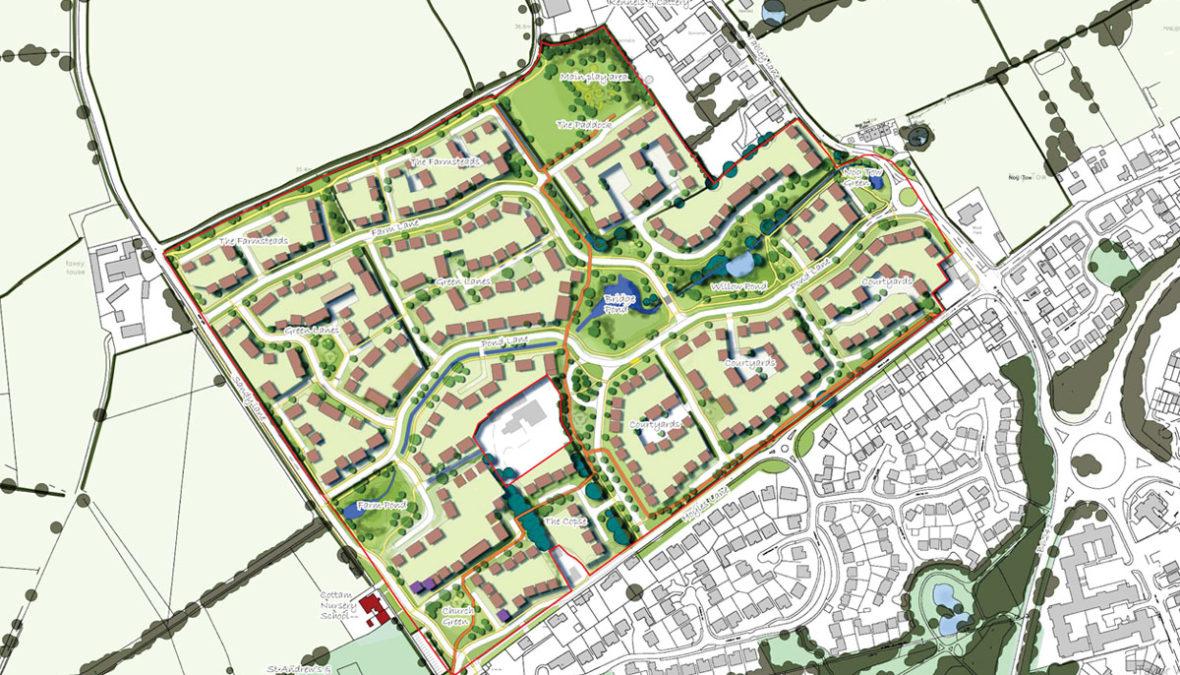 Haydock Grange Masterplan