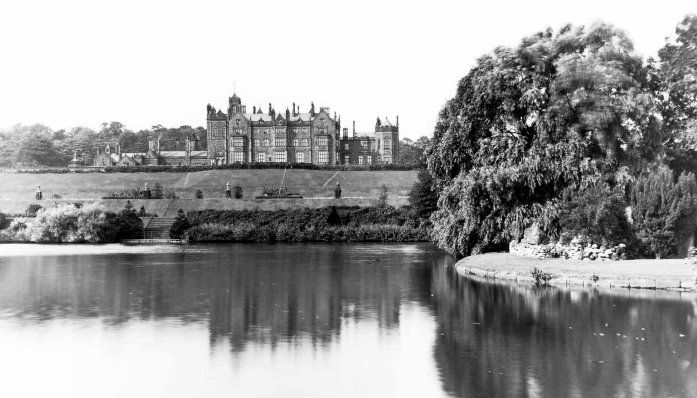 Worsley New Hall photo