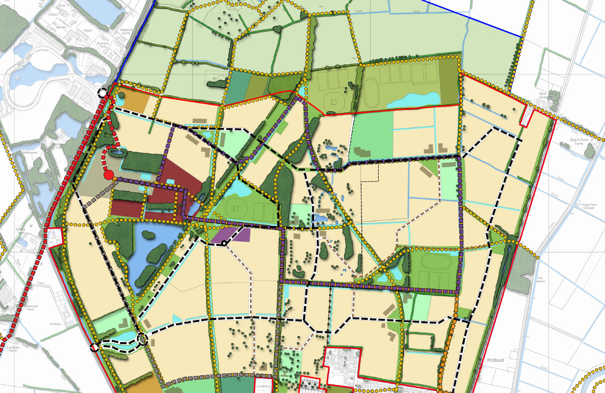 Waterbeach masterplan
